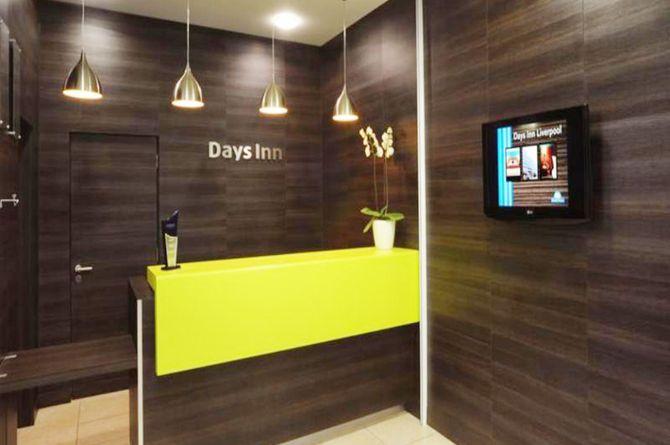 Days Inn Liverpool, Manchester & Umgebung