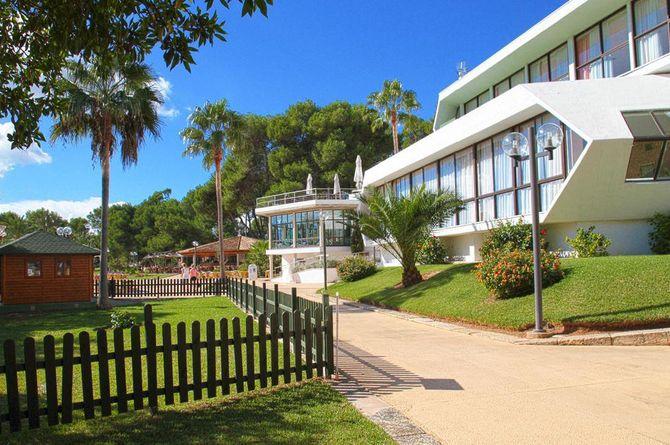 Exagon Park, Mallorca