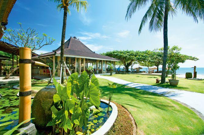 Keraton Jimbaran Resort, Bali