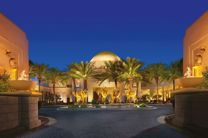 One And Only Royal Mirage - The Palace, Dubai