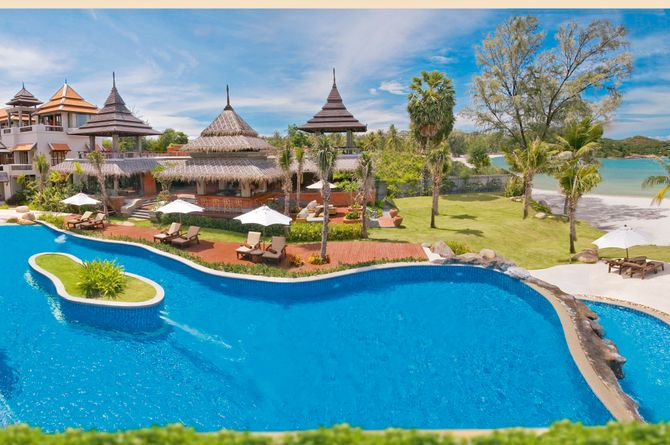 Royal Muang Samui Villas & Suites, Koh Samui
