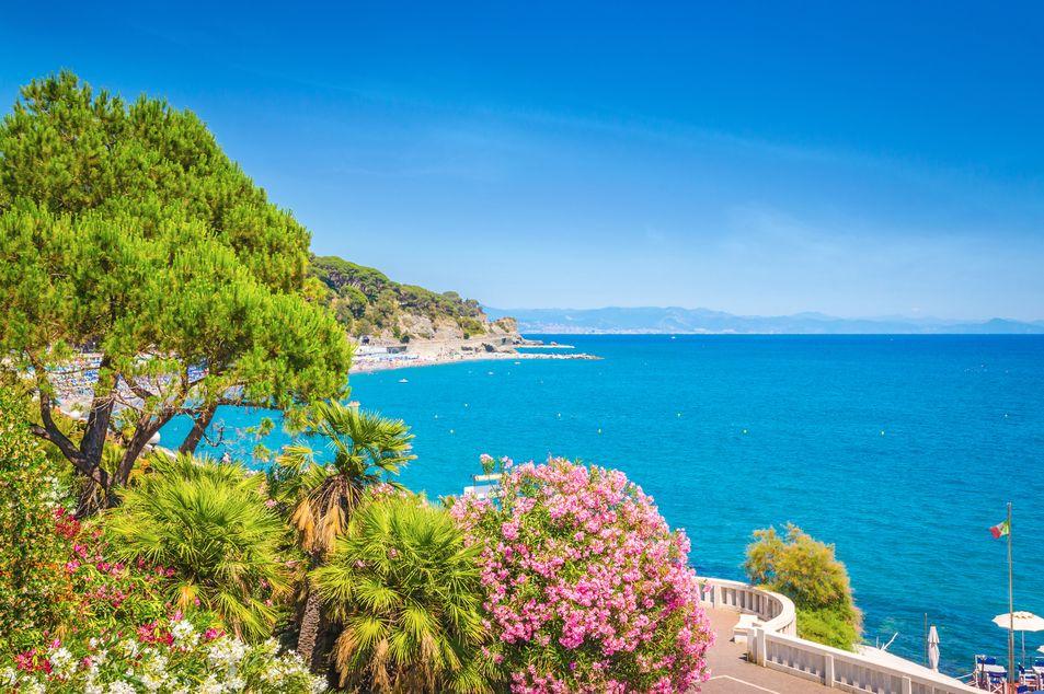 Küste bei Savona