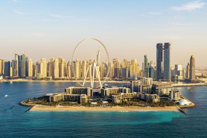 Caesars Resort Bluewaters Dubai, Dubai