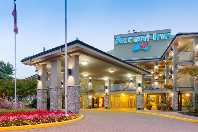 Accent Inn Vancouver Airport, Vancouver