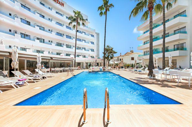 Metropolitan JUKA Playa Aparthotel, Mallorca