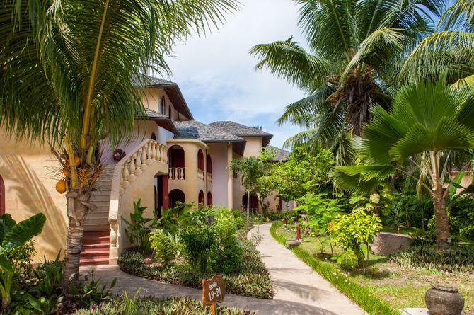 Castello Beach Hotel, Seychelles