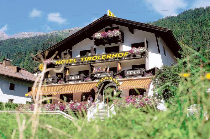 Hotel Tirolerhof, Tirol