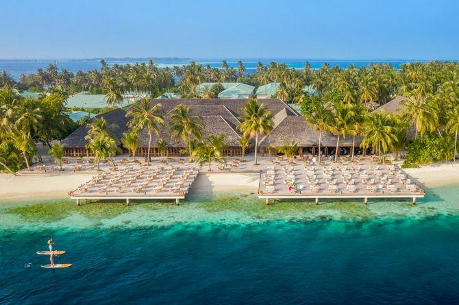 Vilamendhoo Island Resort & Spa, Malediven