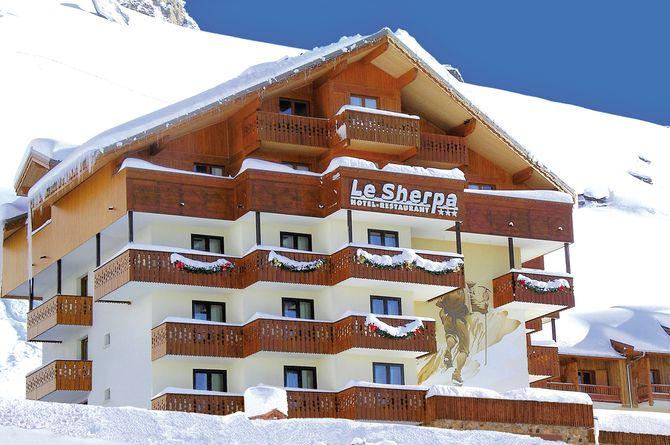 Hôtel Le Sherpa, Alpes savoyardes