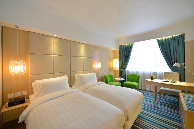Hotel Panda, Hongkong