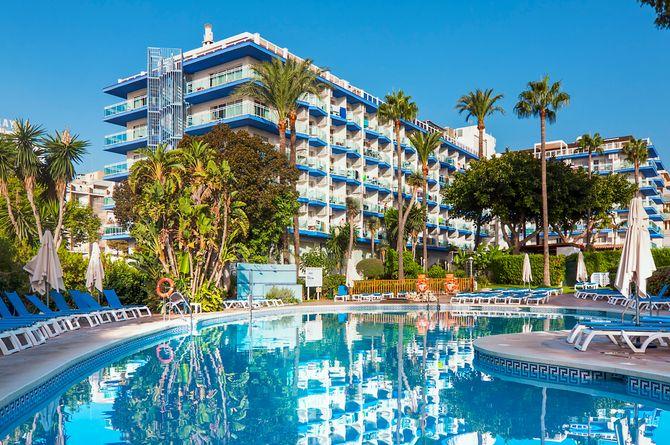 Hotel Palmasol, Costa del Sol