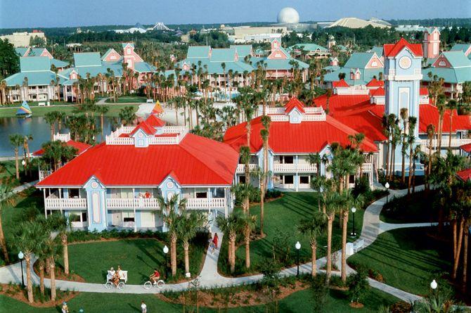 Disney's Caribbean Beach Resort, Orlando & Umgebung