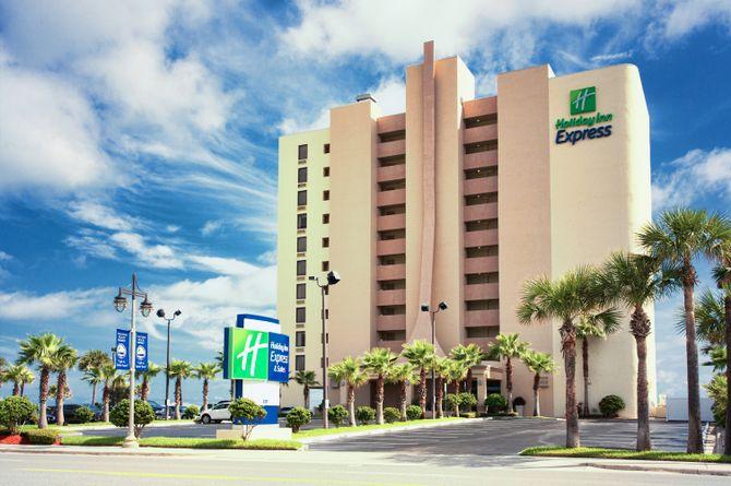 Holiday Inn Express & Suites Oceanfront, Daytona Beach, North Florida Beaches