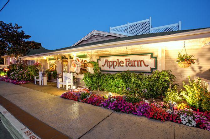 Apple Farm, San Luis Obispo