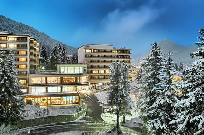 Sunstar Hotel Davos - Skipauschale, Davos-Klosters
