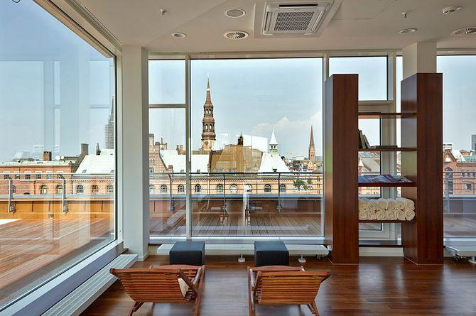 AMERON Hamburg Hotel Speicherstadt, Hambourg