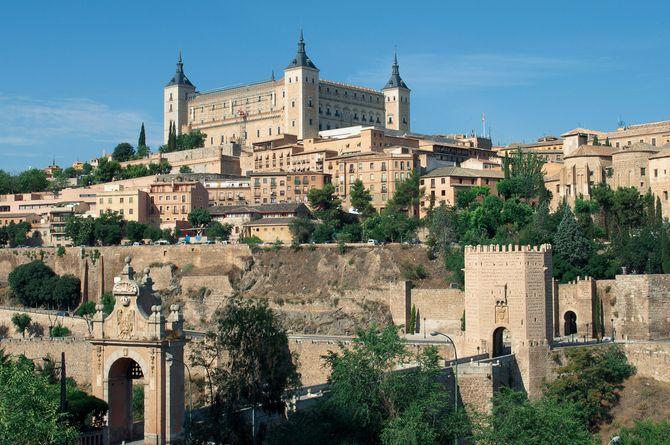 Santa Isabel, Madrid & ses environs