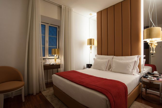 The 7 Hotel, Lisbonne