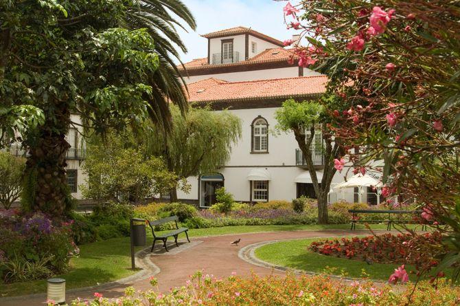 Hotel Talisman, Sao Miguel (Azoren)