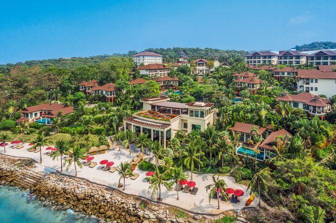 InterContinental Pattaya Resort (ex Sheraton), Pattaya
