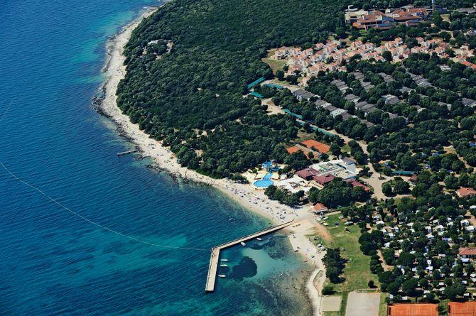 Ferienanlage Amarin Rovinj, Istrien
