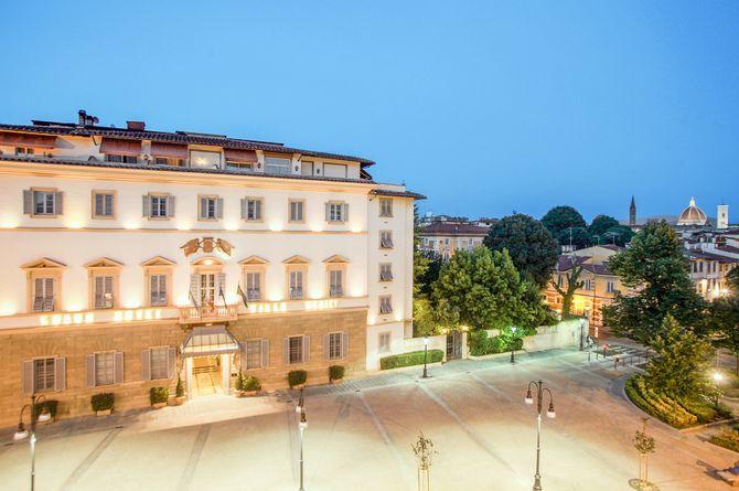 Sina Villa Medici, Province de Florence