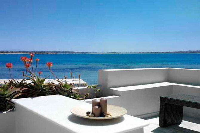 Nissaki Beach, Naxos