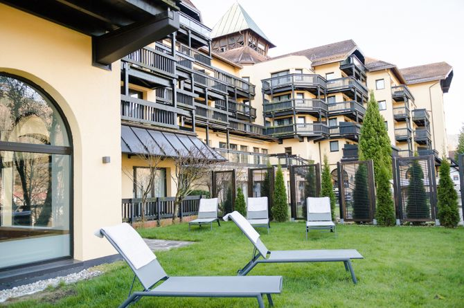 Parkhotel Luise, Schwarzwald
