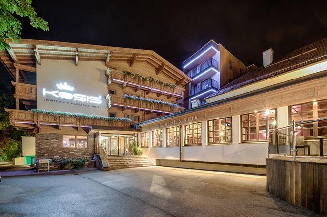 KOSIS Sports Lifestyle Hotel, Tyrol