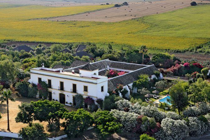 Hacienda San Rafael, Andalusien