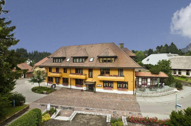 Alpenblick Bio- & Wellnesshotel, Forêt-Noire