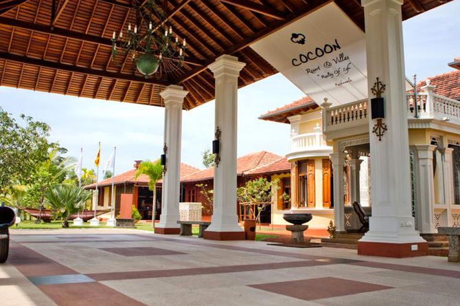 Cocoon Resort & Villas, Sri Lanka