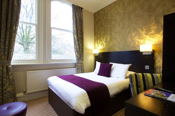 Hallmark Hotel Liverpool Sefton Park, Manchester & Umgebung