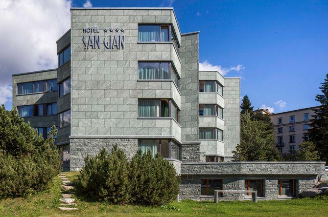 Hotel San Gian - Sommer inkl. Bergbahnen*, Oberengadin