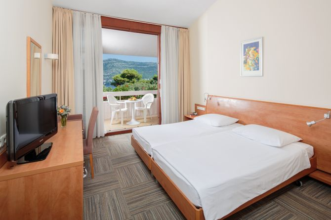 Hotel Tirena, Dubrovnik & Umgebung