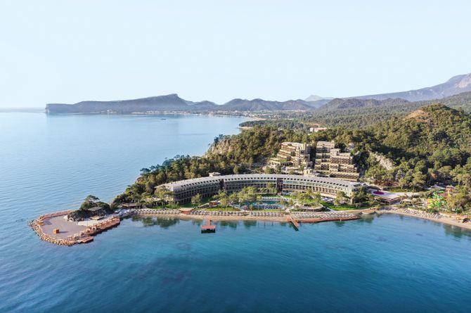 NG Phaselis Bay, Antalya & ses environs
