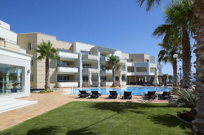 Molos Bay Hotel, Kreta