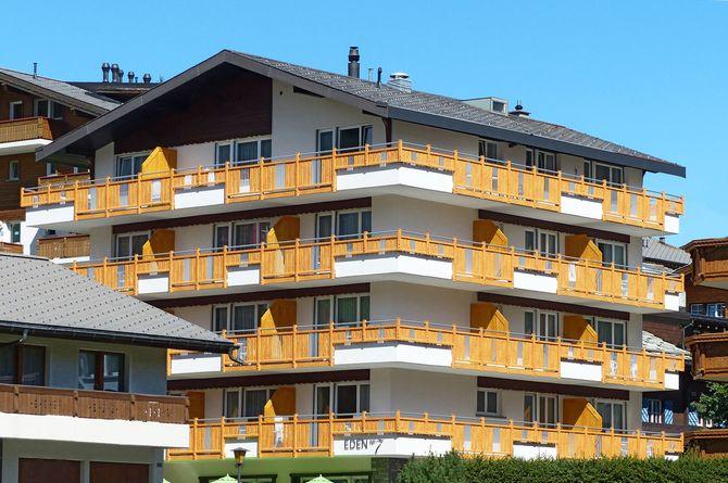 Hôtel Eden No. 7 - Forfait ski, Haut-Valais