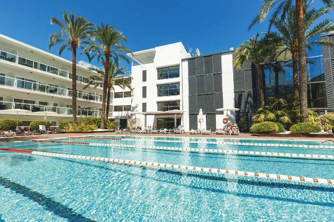 Las Gaviotas Suites Hotel, Mallorca