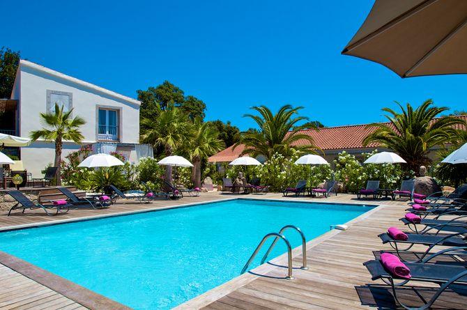 Golf Hotel Porto-Vecchio, Korsika Ostküste