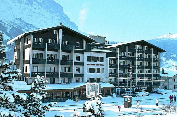 Derby Hôtel, Région de la Jungfrau