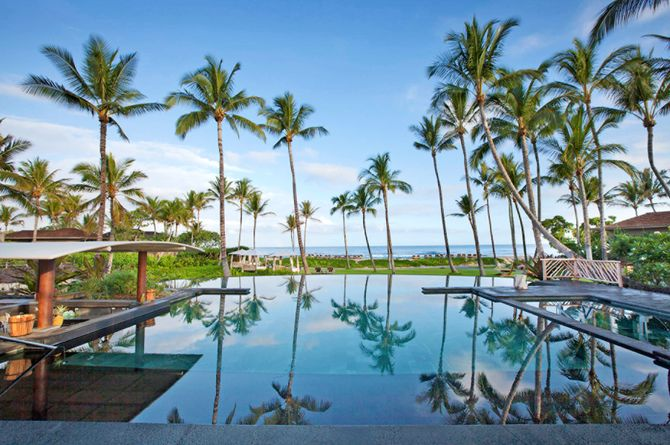 Four Seasons Resort Hualalai, Hawaii Island