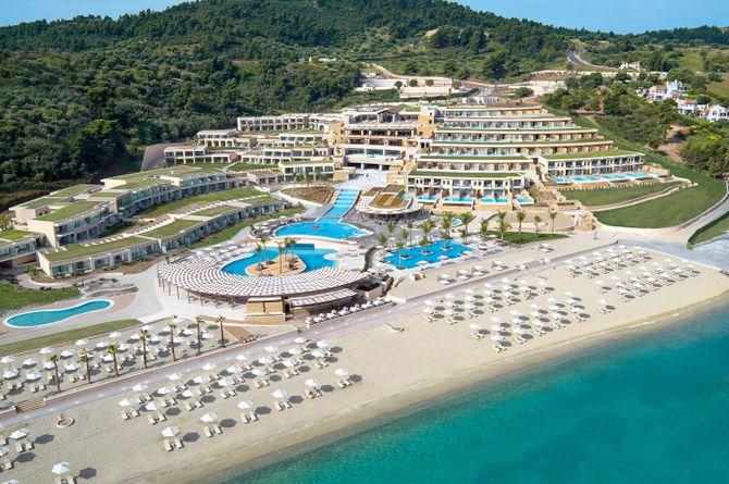 Miraggio Thermal Spa Resort, Chalcidique
