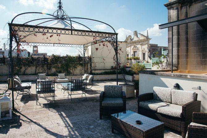 Patria Palace Hotel, Province de Lecce & Salento