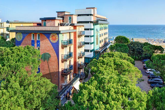 Park Hotel Brasilia, Jesolo & ses environs