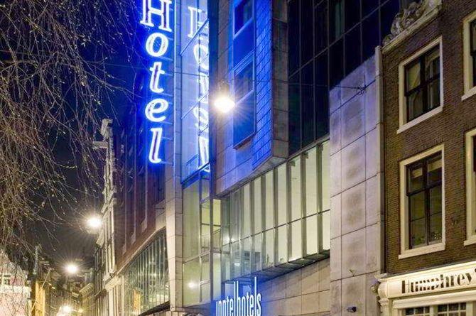 Inntel Hotels Amsterdam Centre, Amsterdam