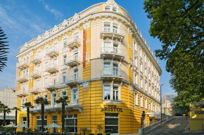 Hotel Bristol, Kvarner