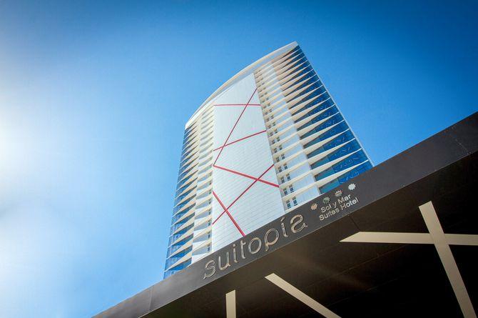 Suitopia Sol y Mar Suites Hotel, Costa Blanca