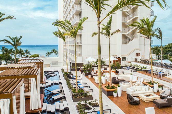 Alohilani Resort Waikiki Beach, Oahu