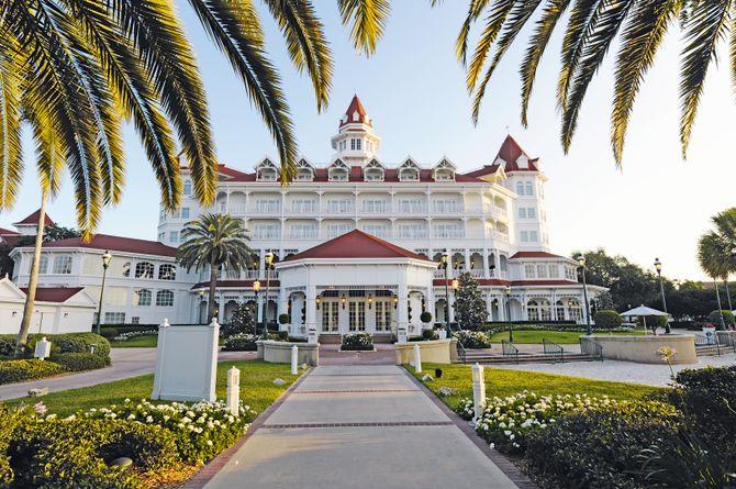 Disney's Grand Floridian Resort & Spa, Orlando & Umgebung